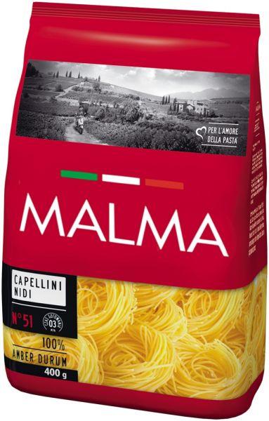 Maspex: Makarony Malma wkrótce wrócą do sprzedaży
