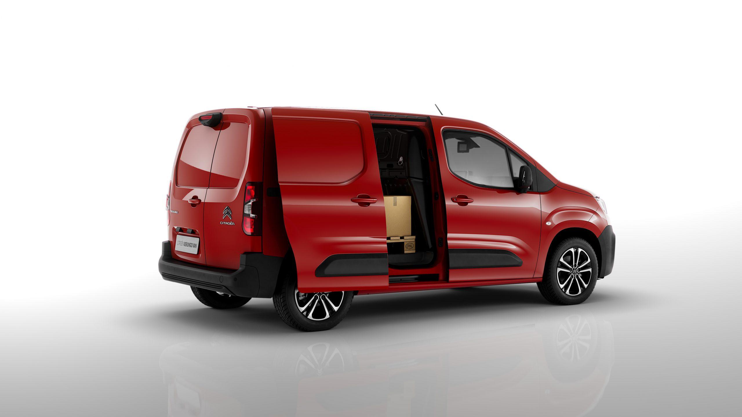 Nowy Citroën Berlingo Van