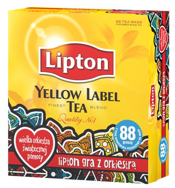 Pijąc herbatę – pomagasz WOŚP