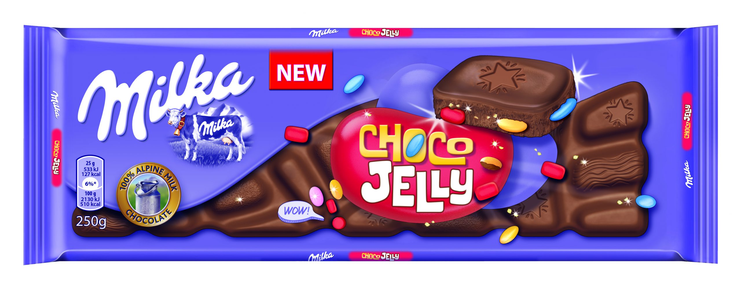 Milka Choco Jelly – wystrzałowa nowość