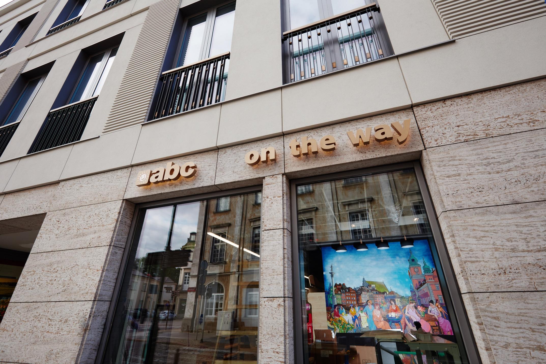 8000. sklep abc w nowym miejskim formacie