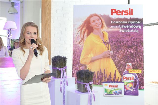 Nowoczesny wymiar prania – Persil Lavender Freshness