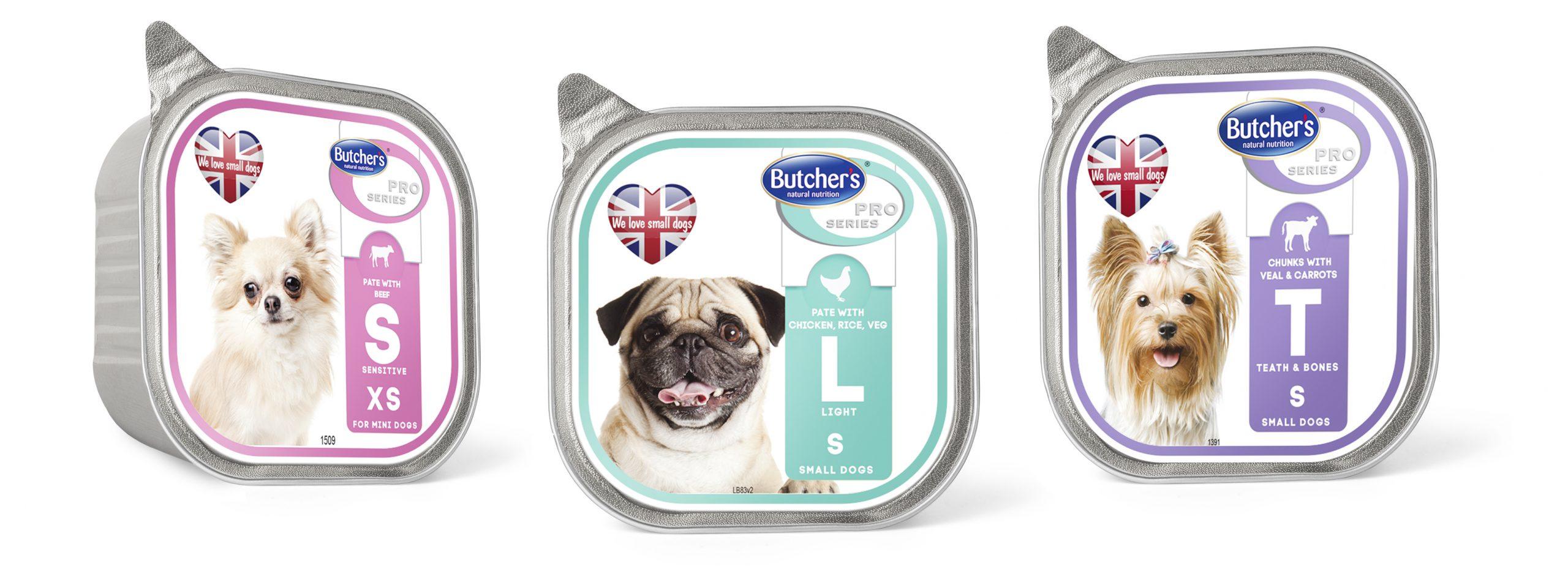Kochamy małe psy – nowości od Butcher's