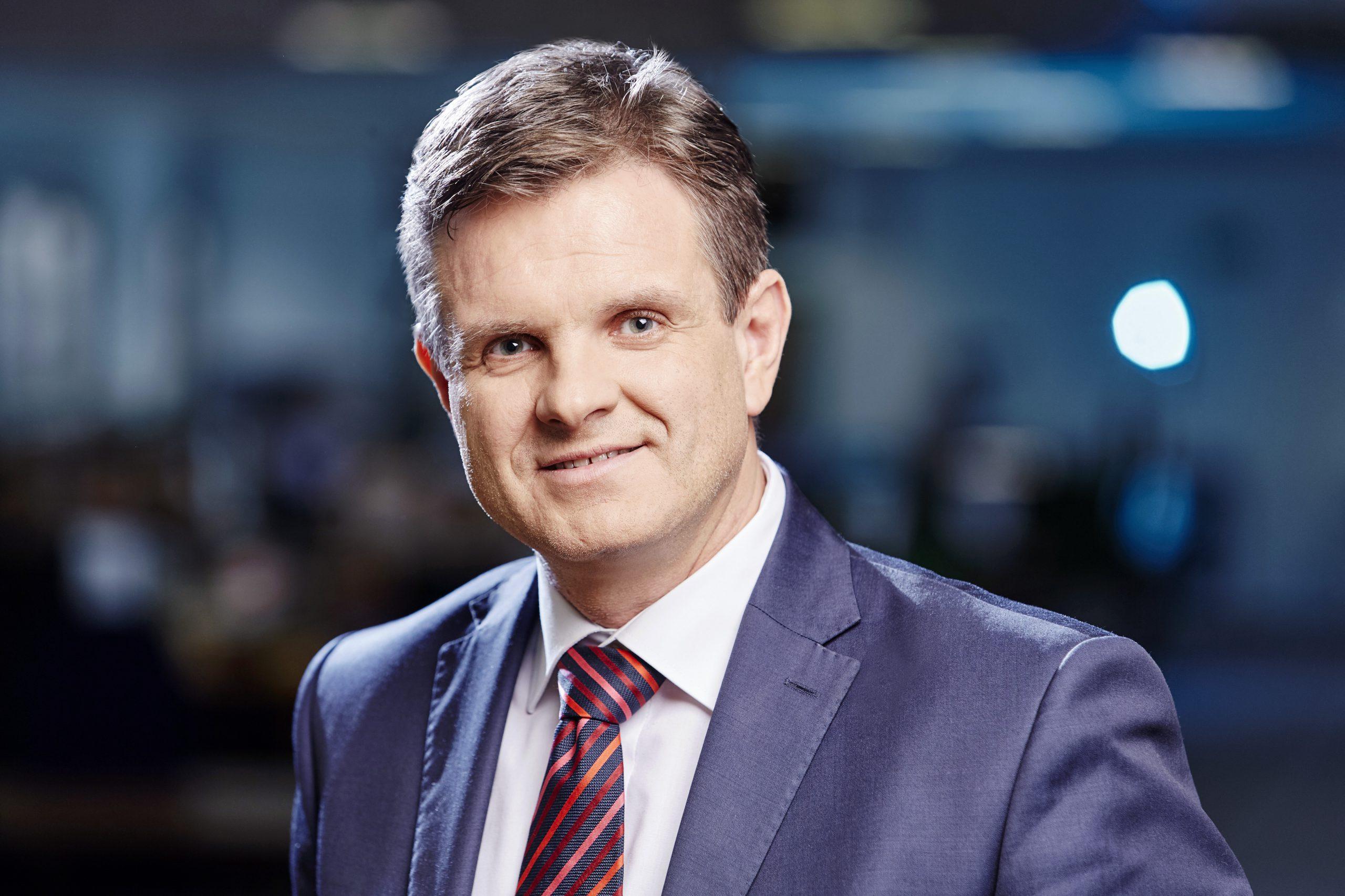 Andrzej Odzioba, Dyrektor sprzedaży w firmie McCormick Polska S.A.