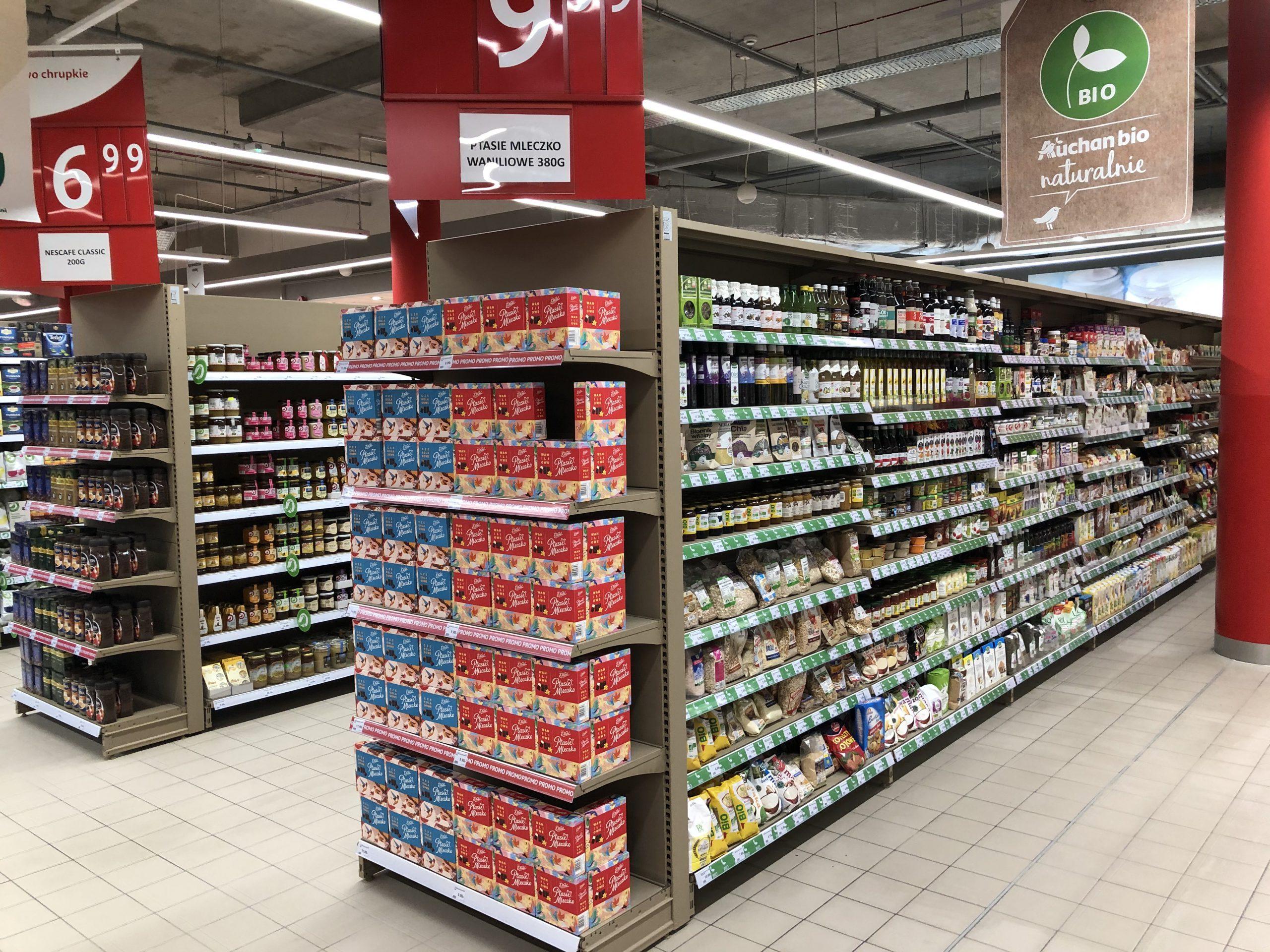 Auchan: 300 sklepów franczyzowych w 5 lat