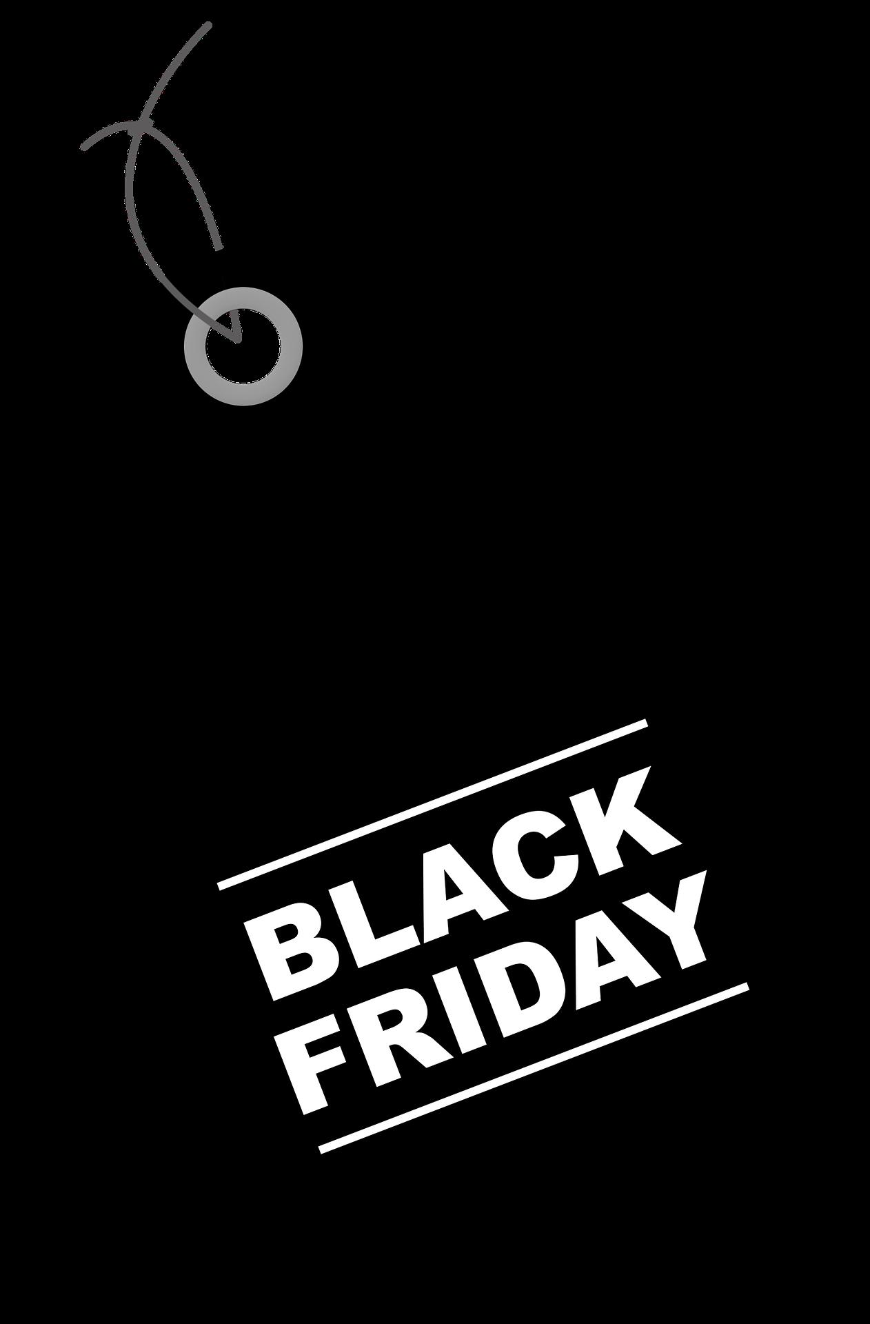 Tegoroczny Black Friday rekordowy pod względem poszukiwania okazji