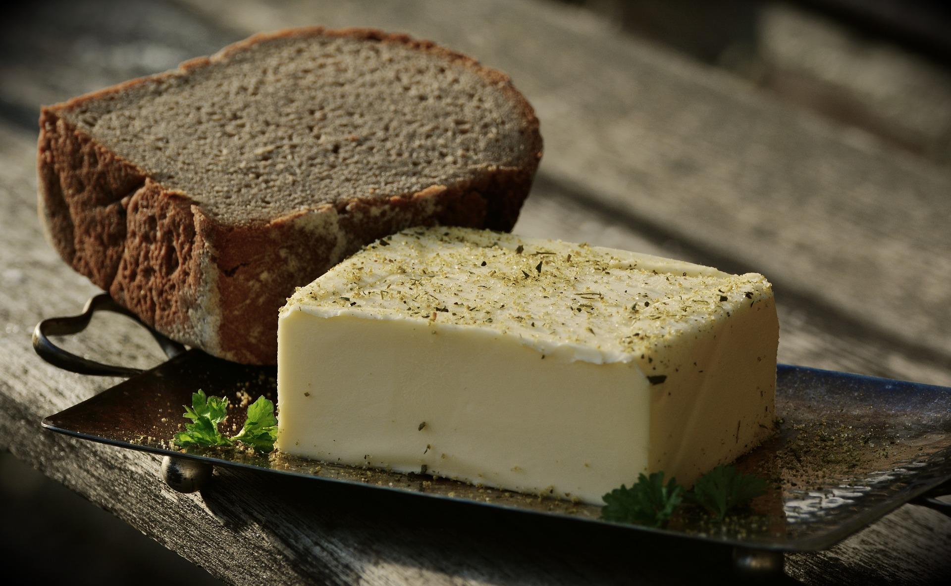 Załamanie cen masła na aukcji GDT