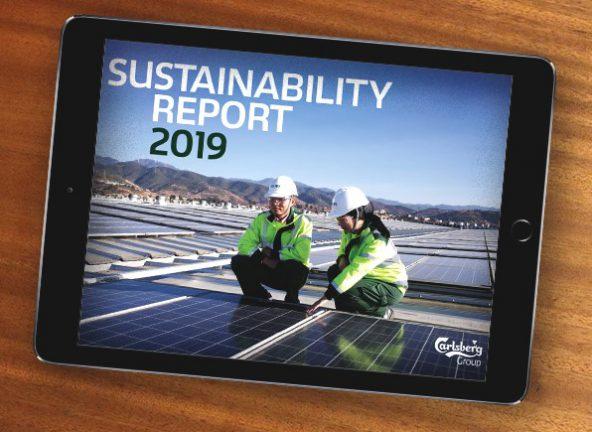 Raport Zrównoważonego Rozwoju Grupa Carlsberg za 2019 r.