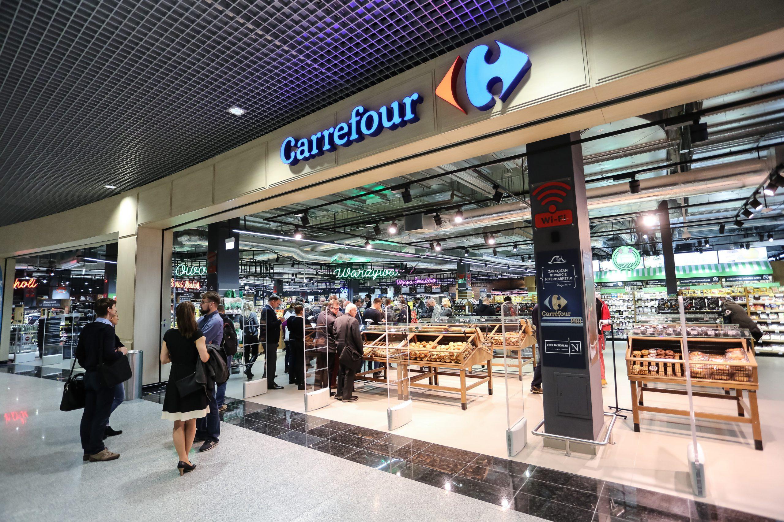 Carrefour i Caritas będą przeciwdziałać marnotrawstwu żywności