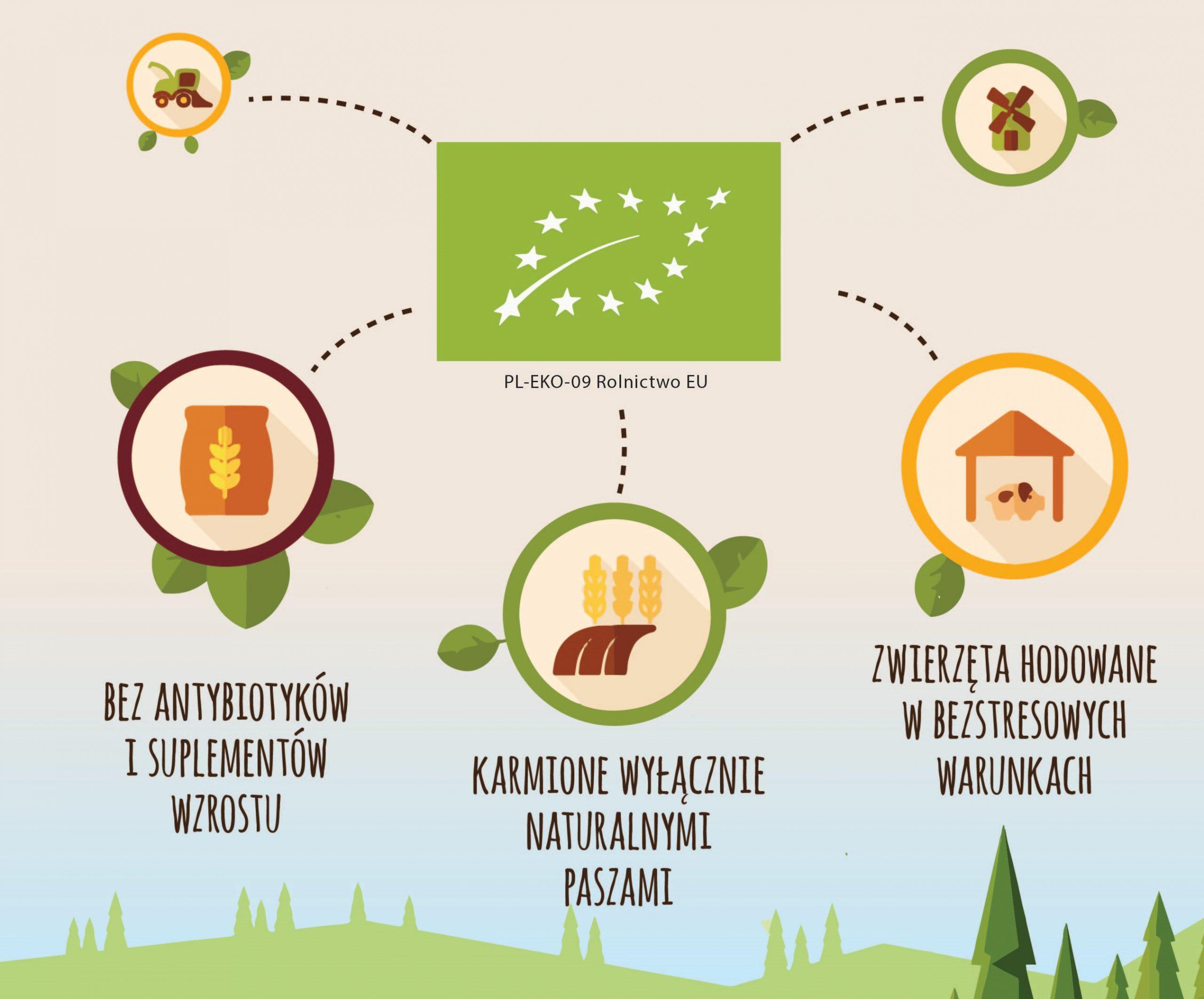 Ekologiczne mięso dostępne w wybranych sklepach Carrefour