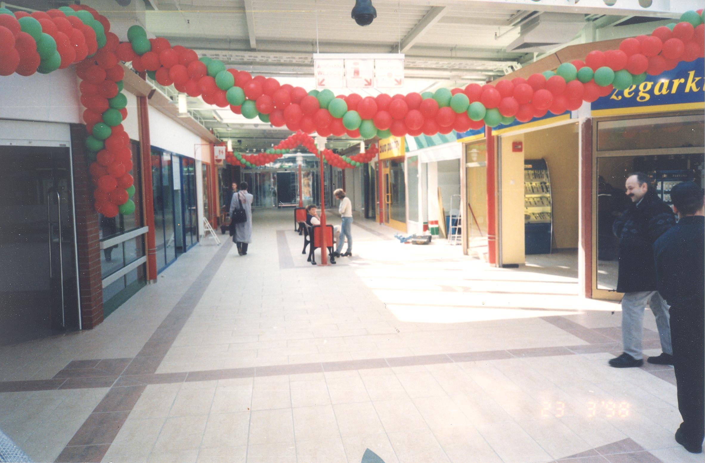 20 lat Centrum Handlowego Auchan Gdańsk