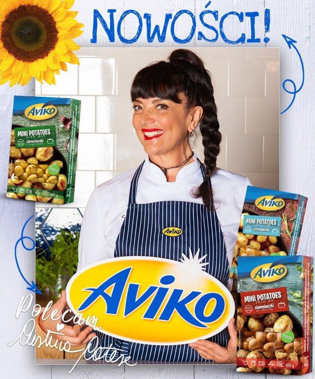 Chłodzone ziemniaczki – nowe produkty Aviko już w sprzedaży