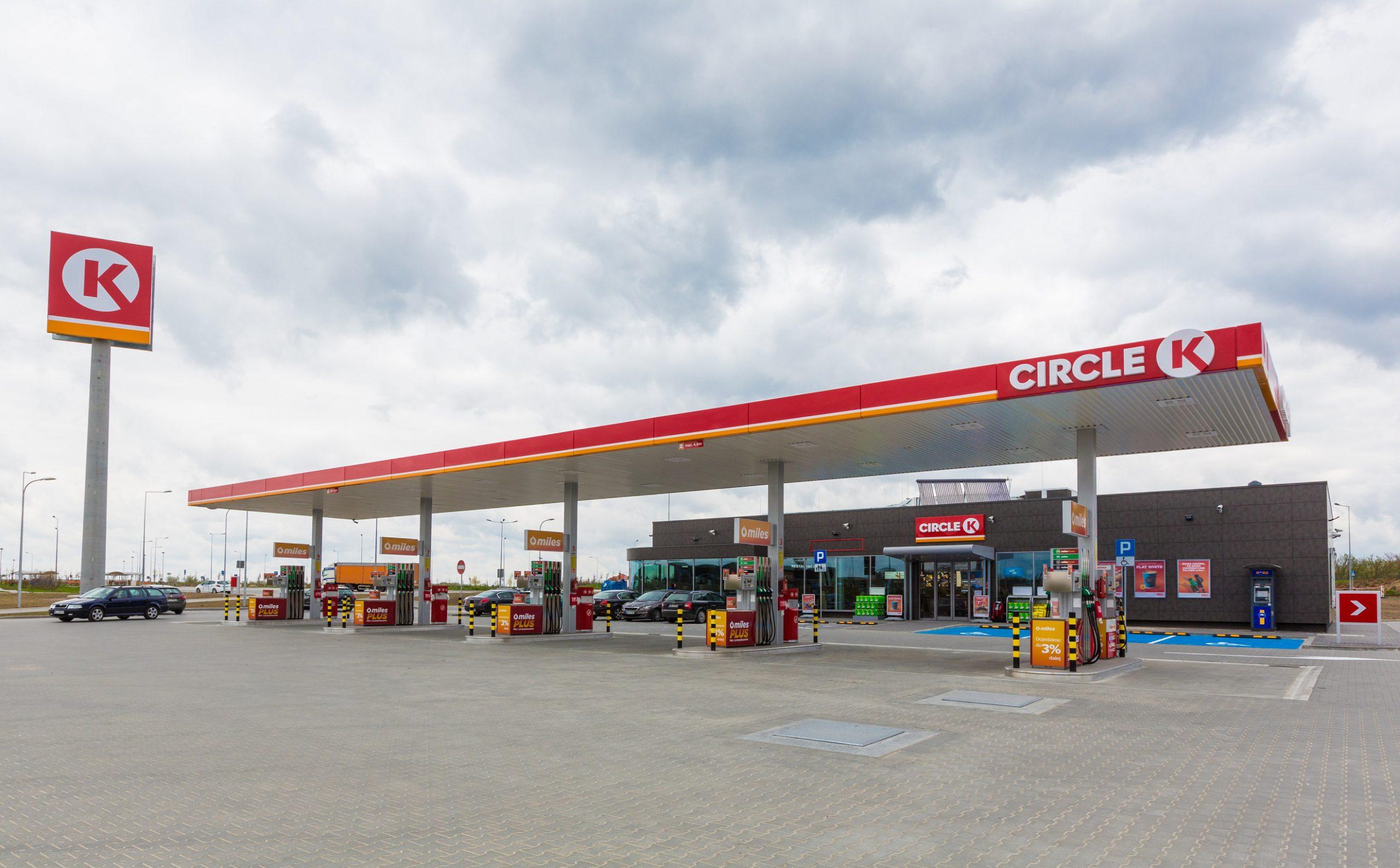 300 stacji Circle K – rebranding Statoil trwa