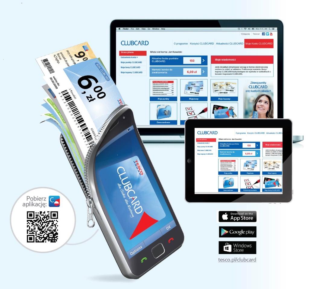 Program lojalnościowy Clubcard debiutuje online