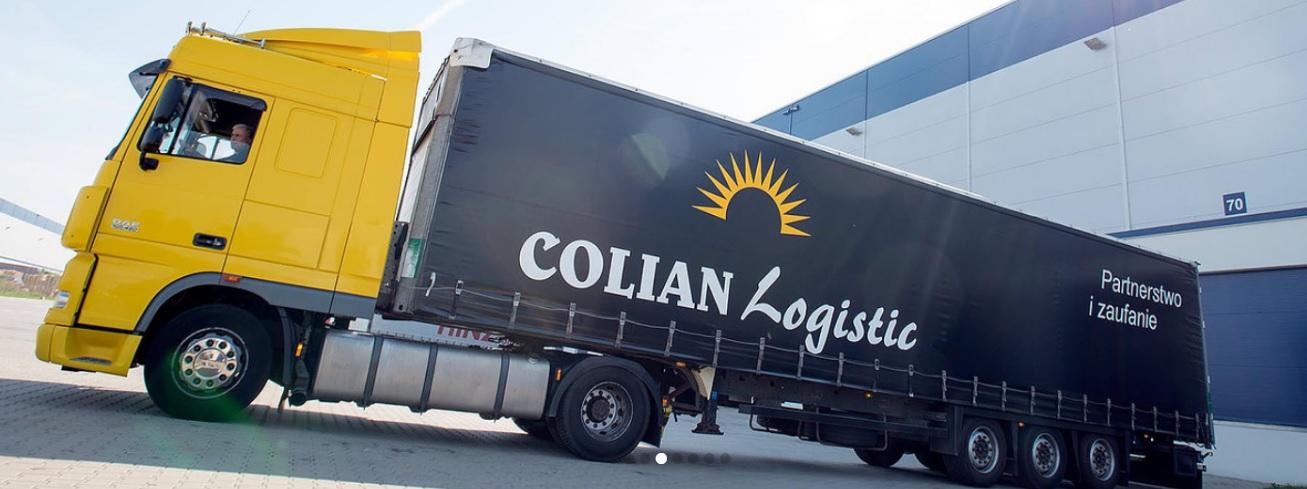 10 lat Colian Logistic