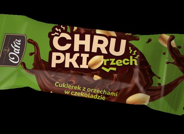 Cukierki czekoladowe od Odry