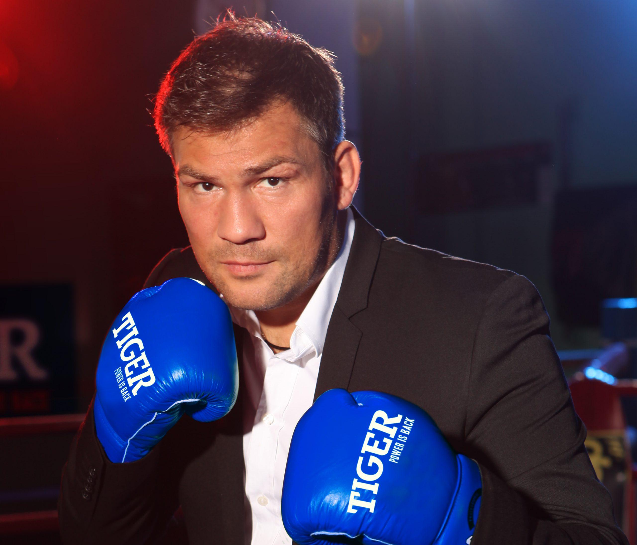 Dariusz Tiger Michalczewski, legenda światowego boksu