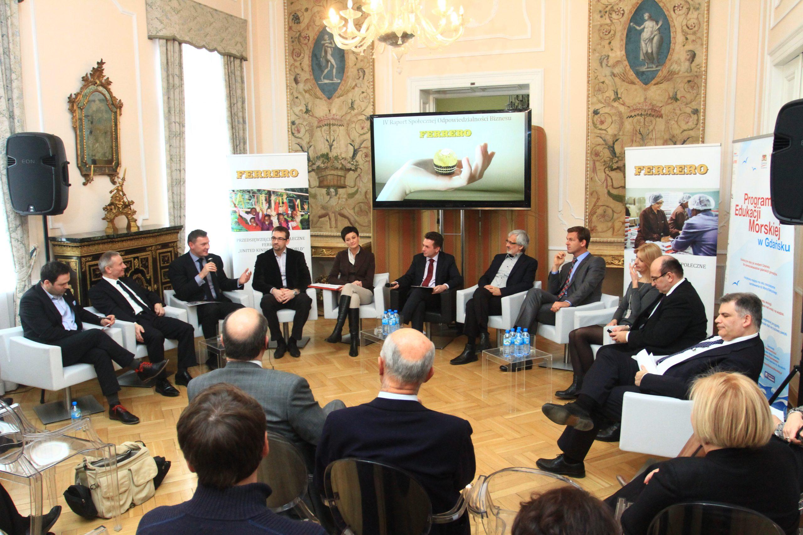 Społeczna odpowiedzialność biznesu Ferrero Polska