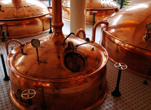 Alkoholu w piwie coraz mniej