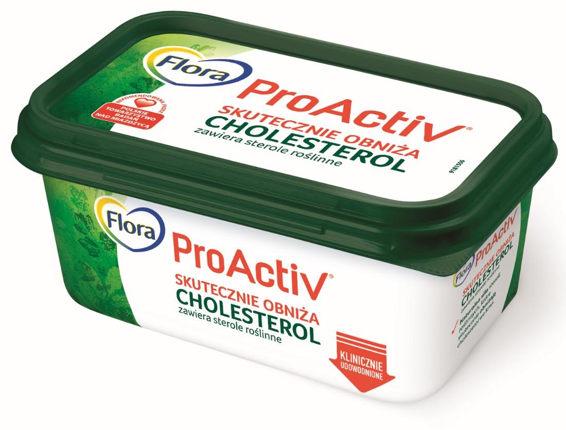 Zadbaj o zdrowie z Florą ProActiv