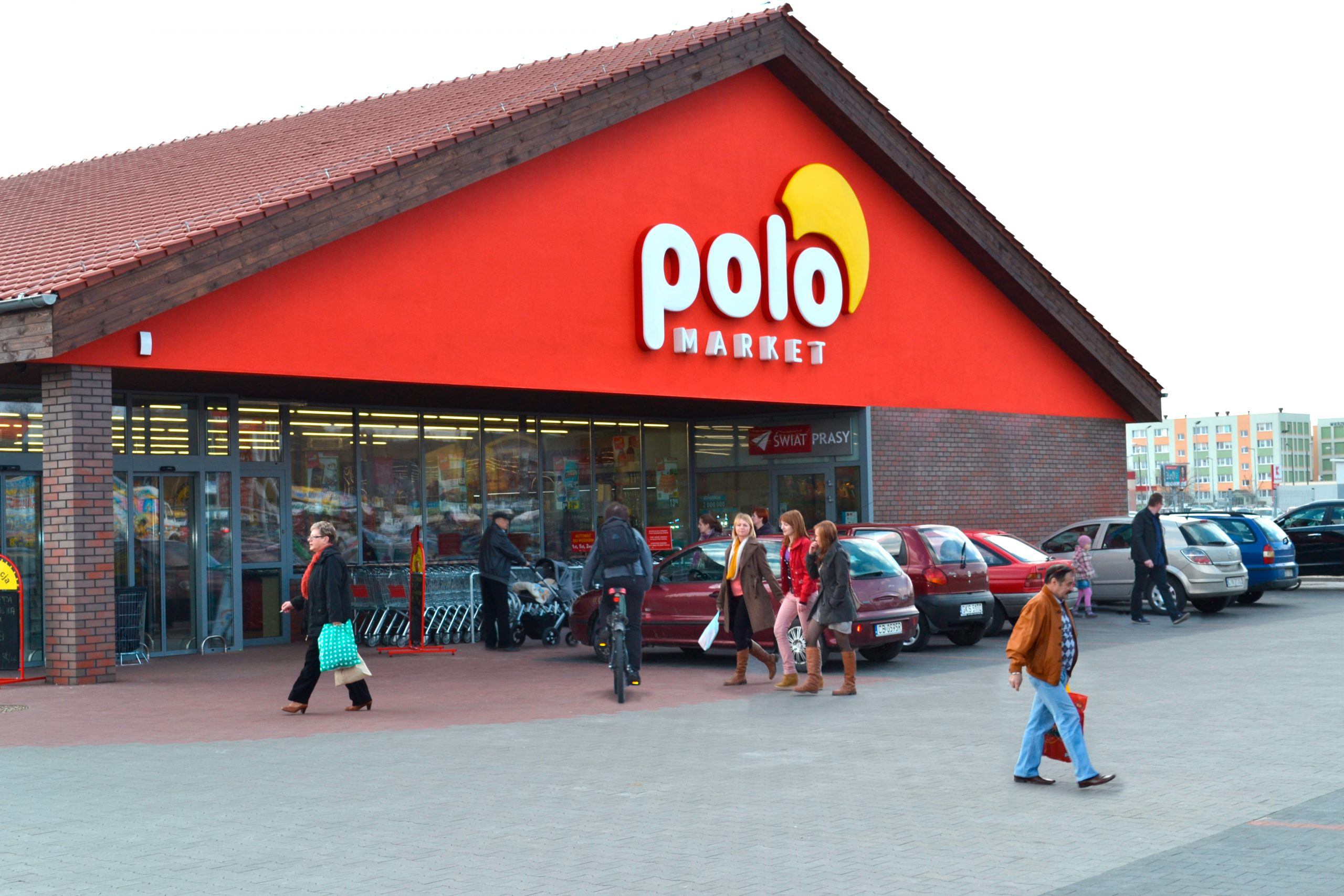 POLOdrive w sklepach POLOmarket