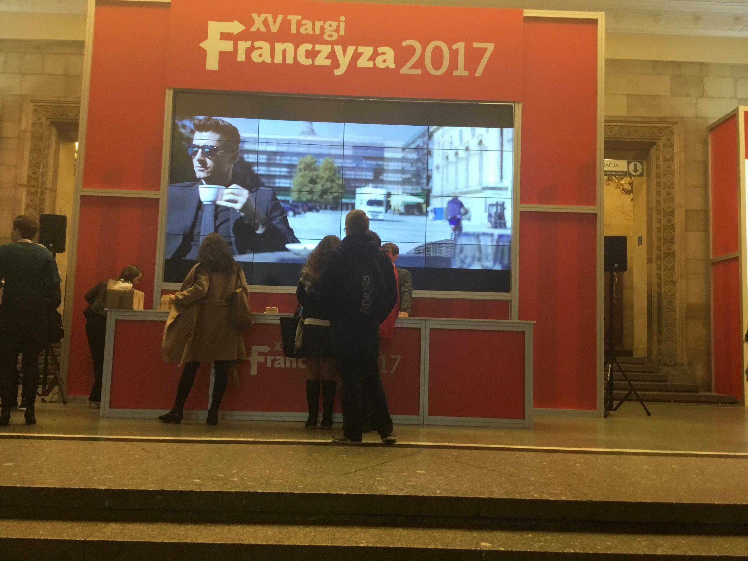 XV Targi Franczyza 2017