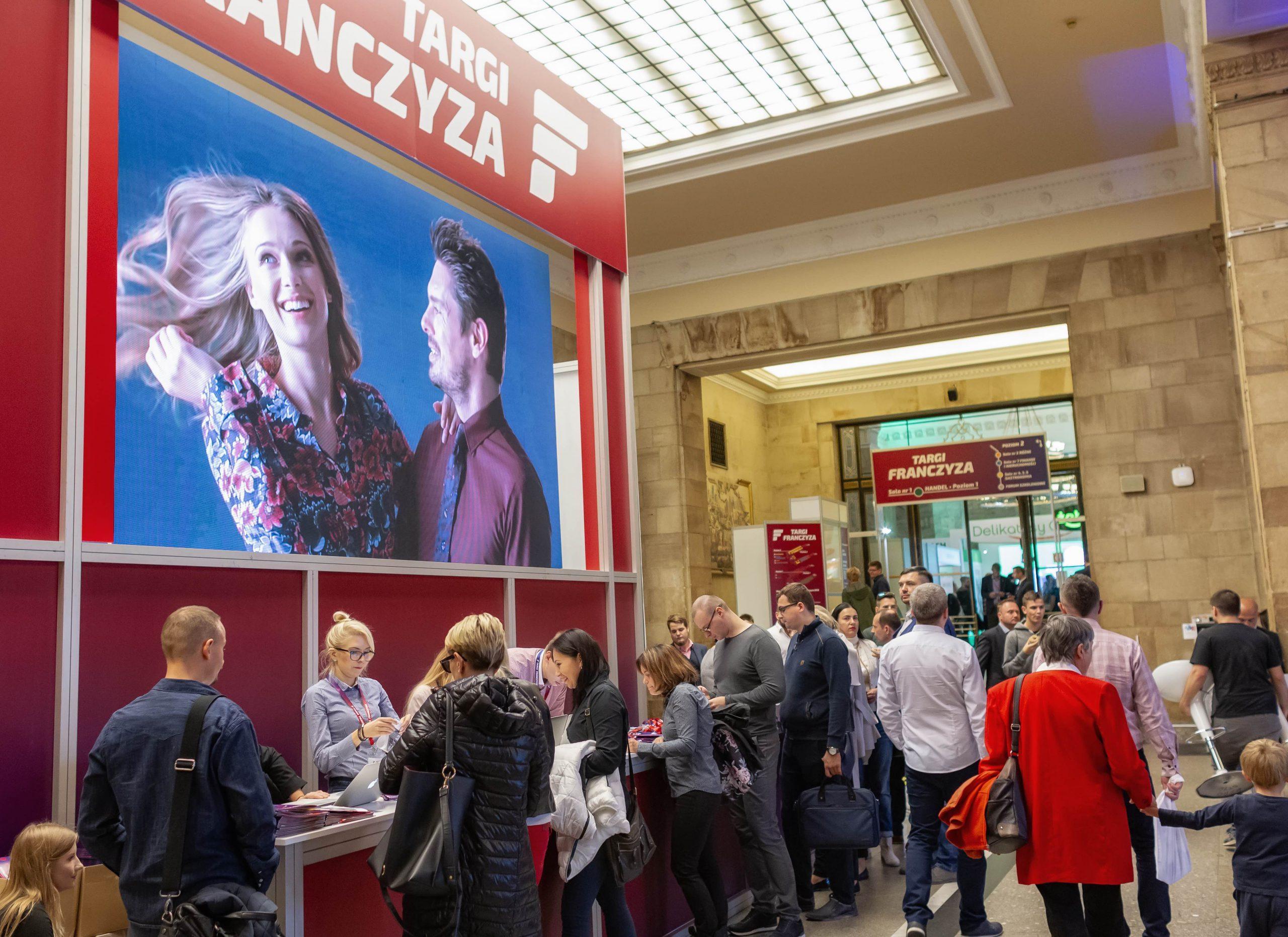 XVII Targi Franczyzy 2019 – ponad 200 pomysłów na biznes