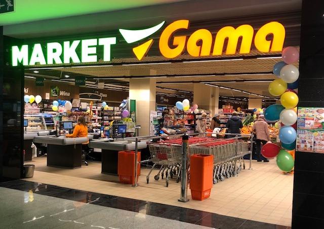 W Galerii BEM otwarto Market Gama