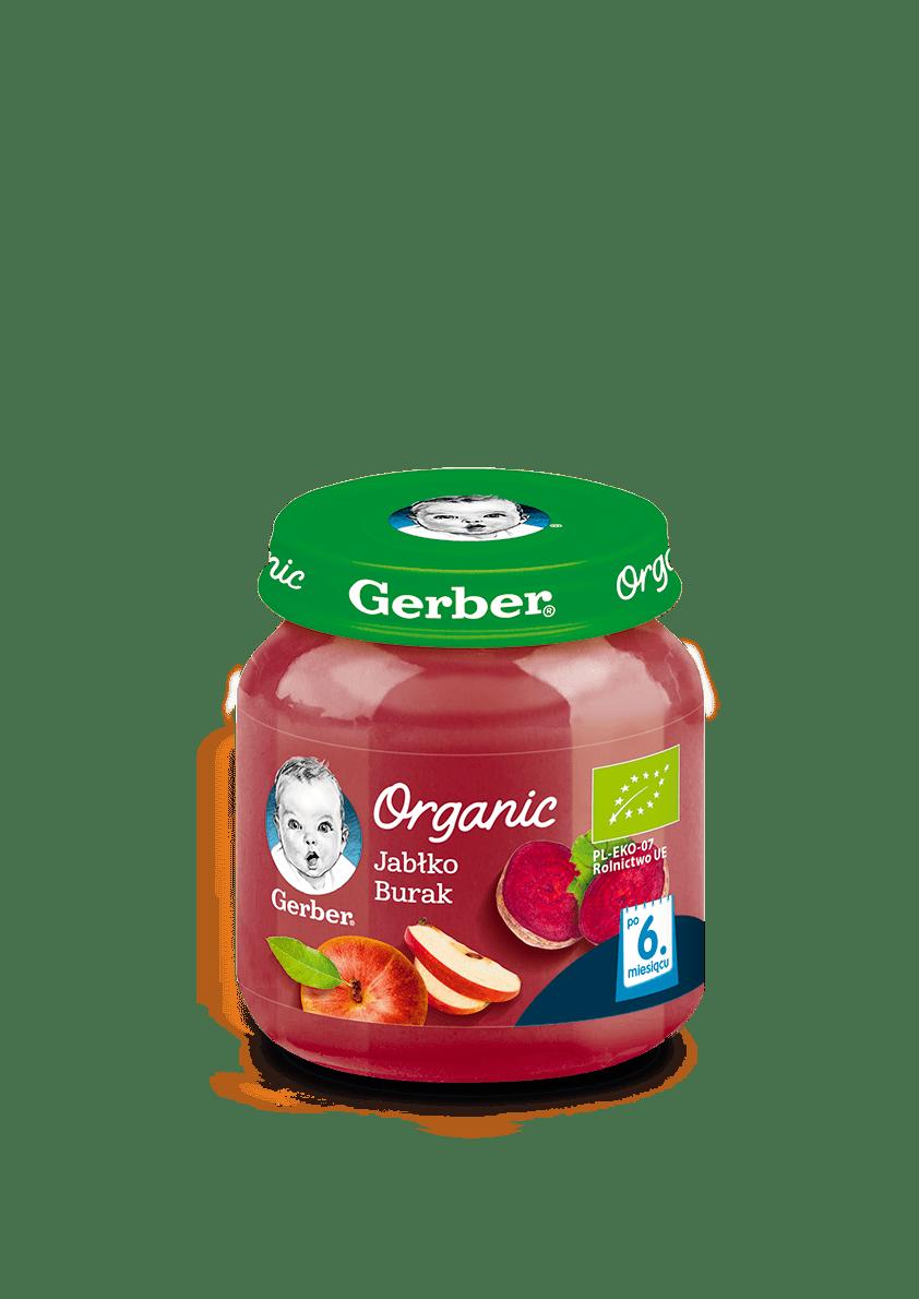 Gerber wprowadza ekologiczne produkty dla niemowląt