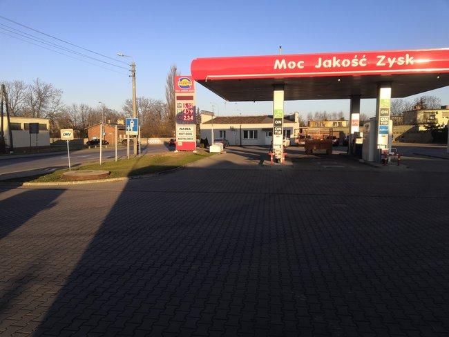Nowa stacja Grupy Pieprzyk w Kaliszu