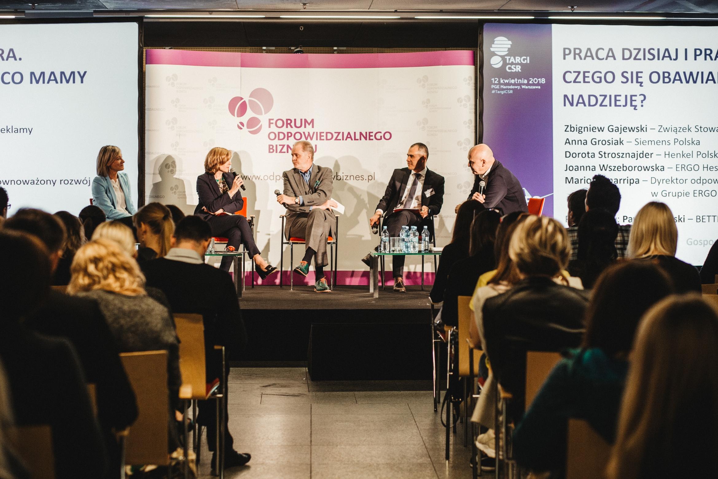 Dobre praktyki Henkel Polska wyróżnione w raporcie FOB