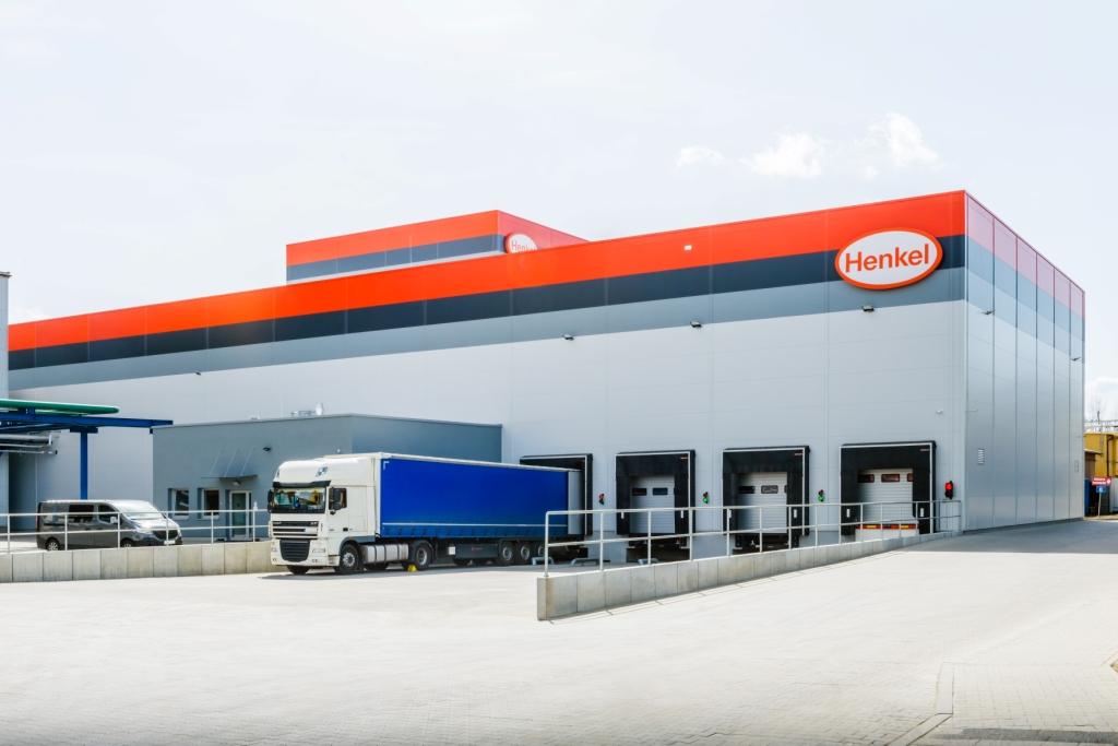 Raciborska fabryka Henkla rozpoczęła produkcję płynnych środków piorących