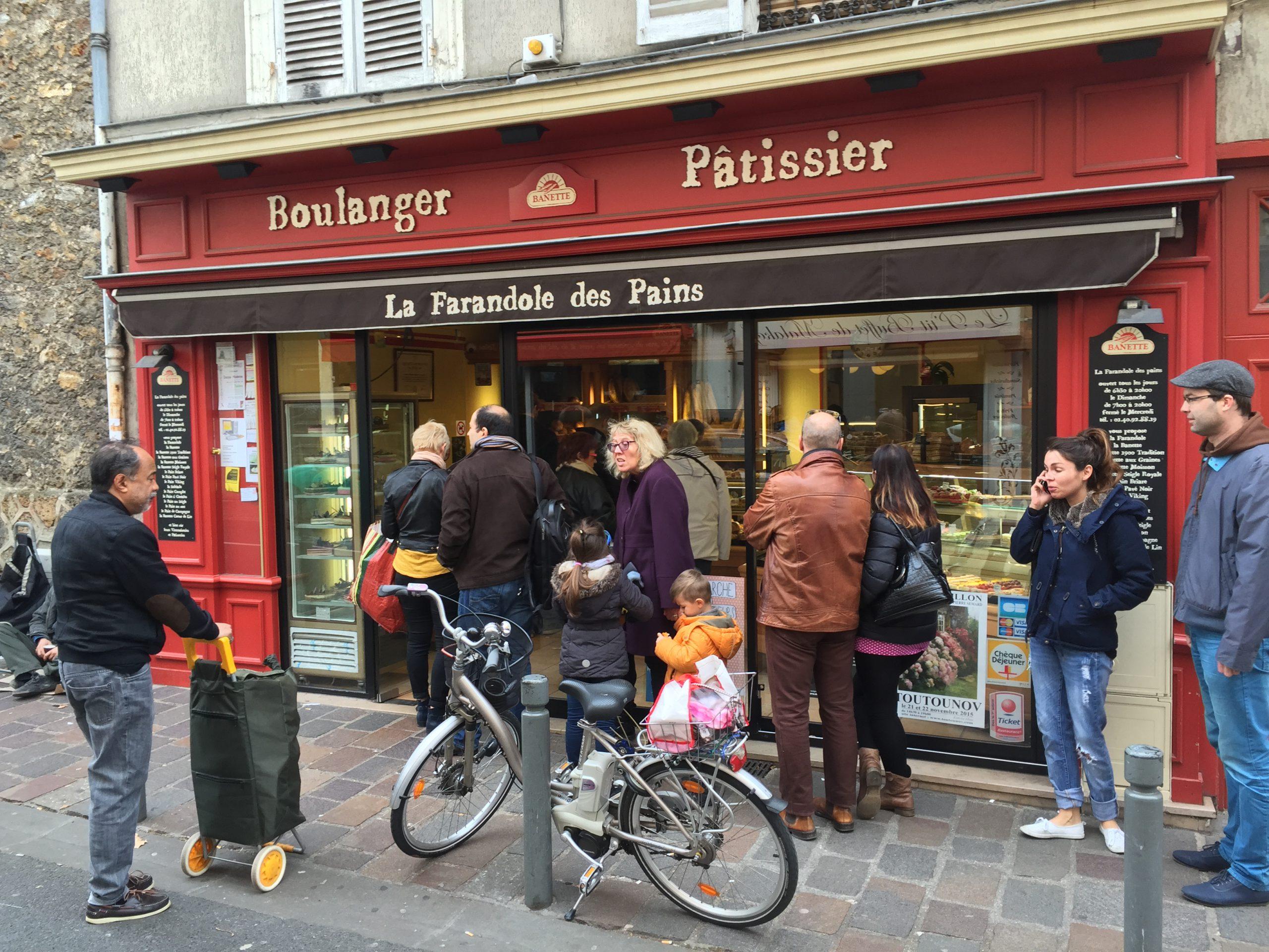 Paryż dzień po zamachu