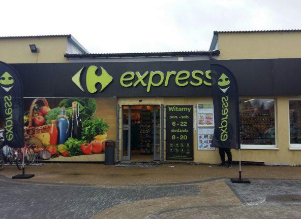 Carrefour w grudniu otworzył  25 nowych sklepów franczyzowych