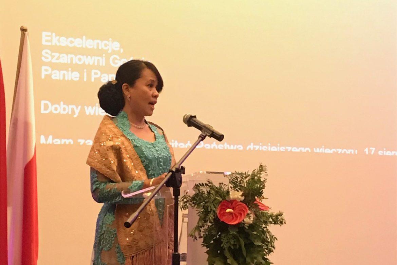 Udział Dyrektor PIM w Indonezyjskim Dniu Niepodległości