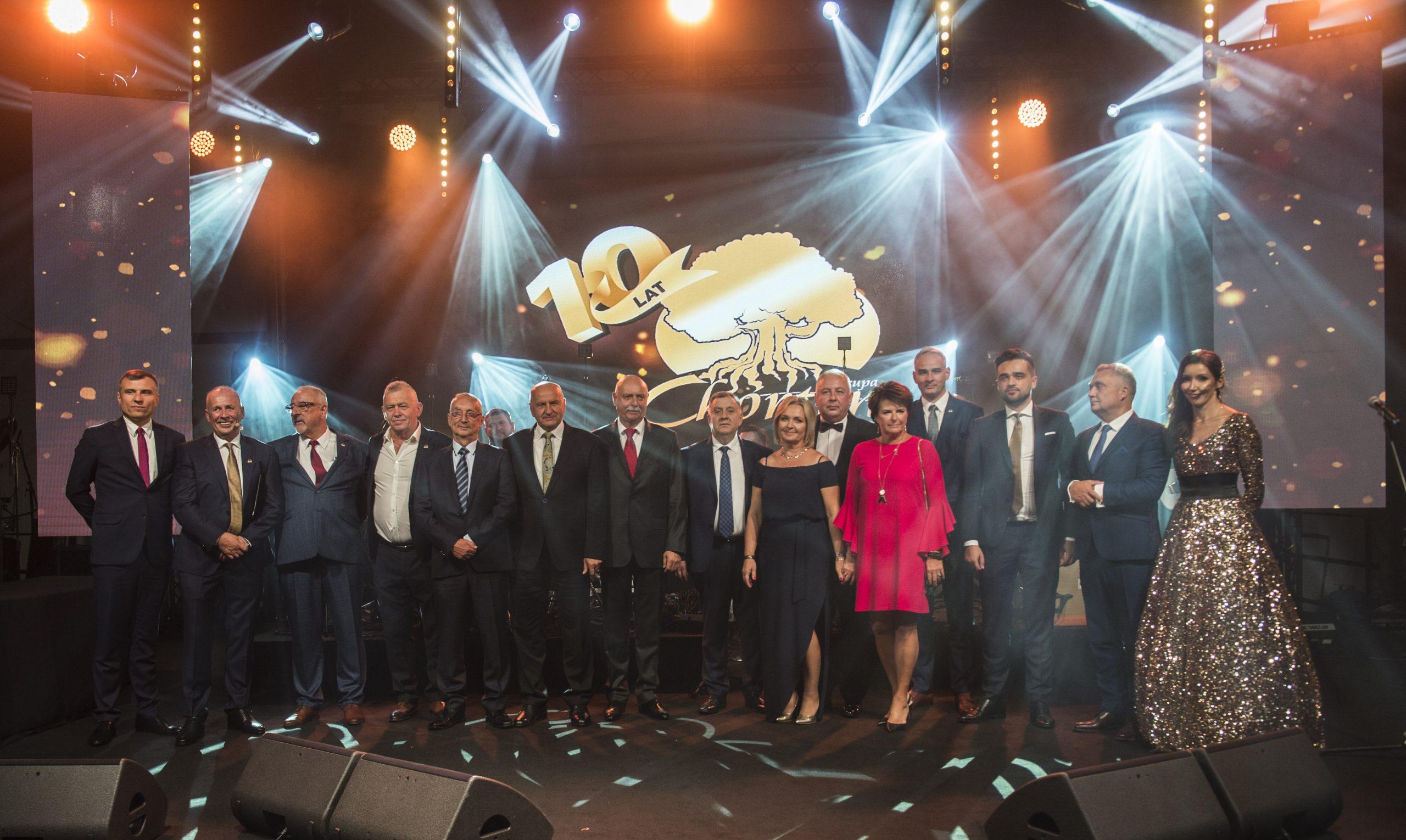 10. urodziny i Złota Gala Grupy Chorten