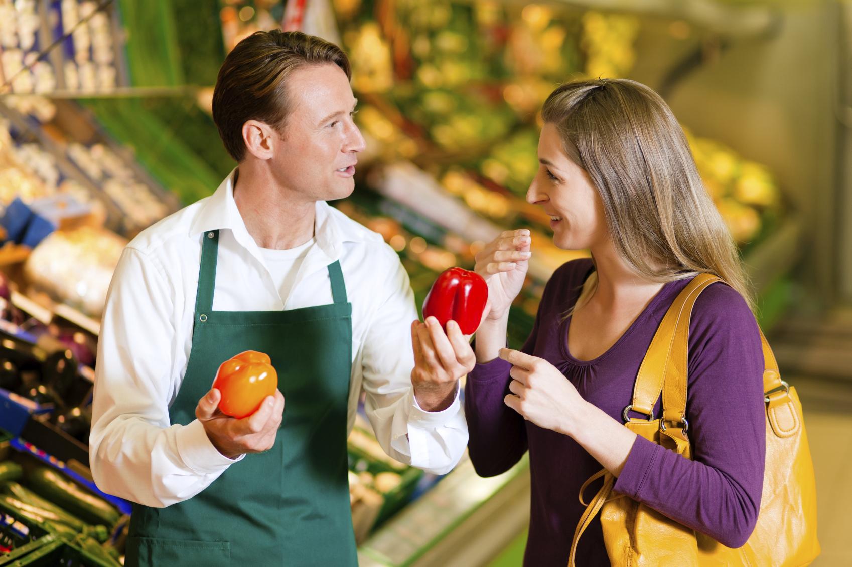 Polacy coraz częściej wybierają zdrową żywność