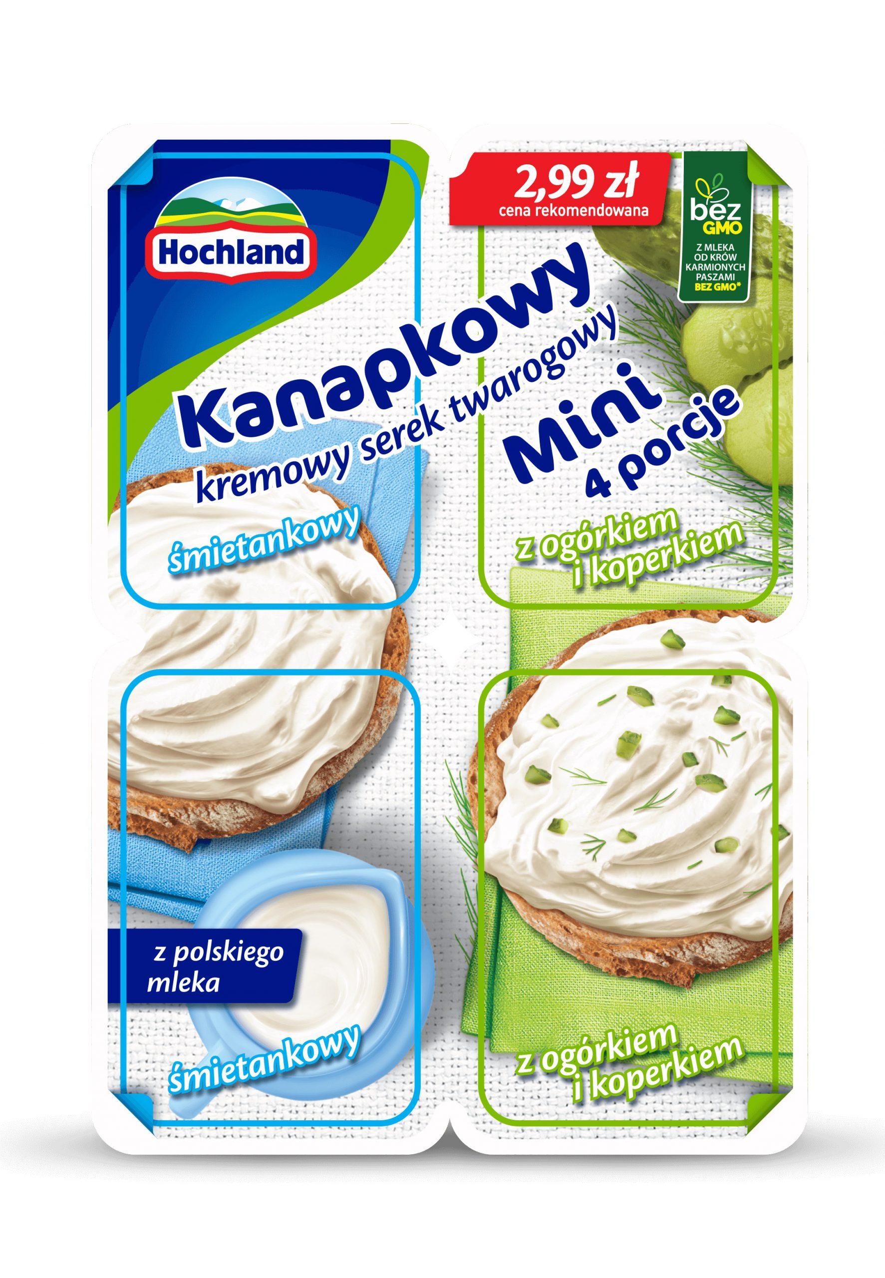 Hochland Kanapkowy Mini
