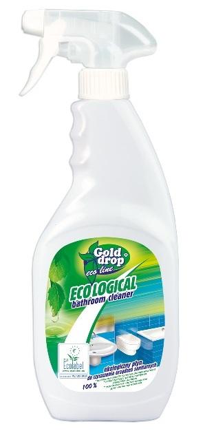 Eco Line ekologiczny płyn do czyszczenia urządzeń sanitarnych