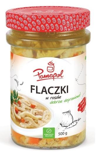 Nowe dania gotowe marki Pamapol