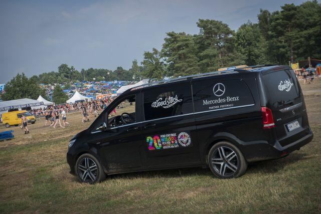 Mercedes-Benz zaprasza na woodstockowy koncert The BossHoss