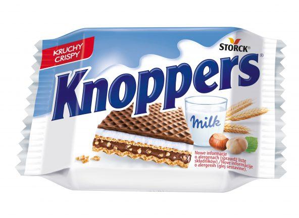 Nowa kampania wizerunkowa marki Knoppers