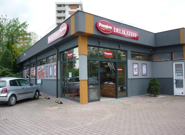 Coraz więcej Delikatesów Premium i sklepów Sezam