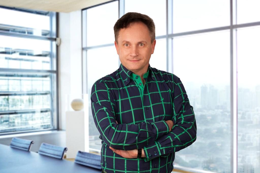 Jacek Wyrzykiewicz, PR & Marketing Services Manager Hochland Polska