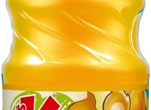 Nowy smak soku Kubuś 100% Pomarańcza-Jabłko