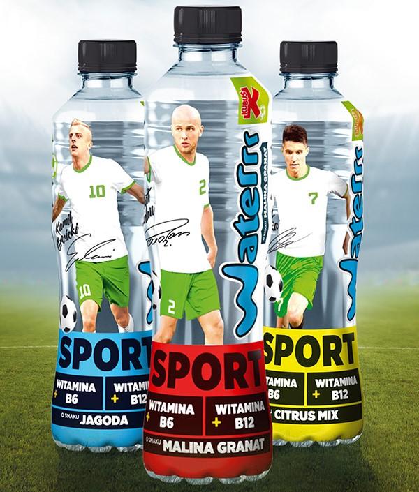 Kubuś Waterrr Sport – nowa woda smakowa