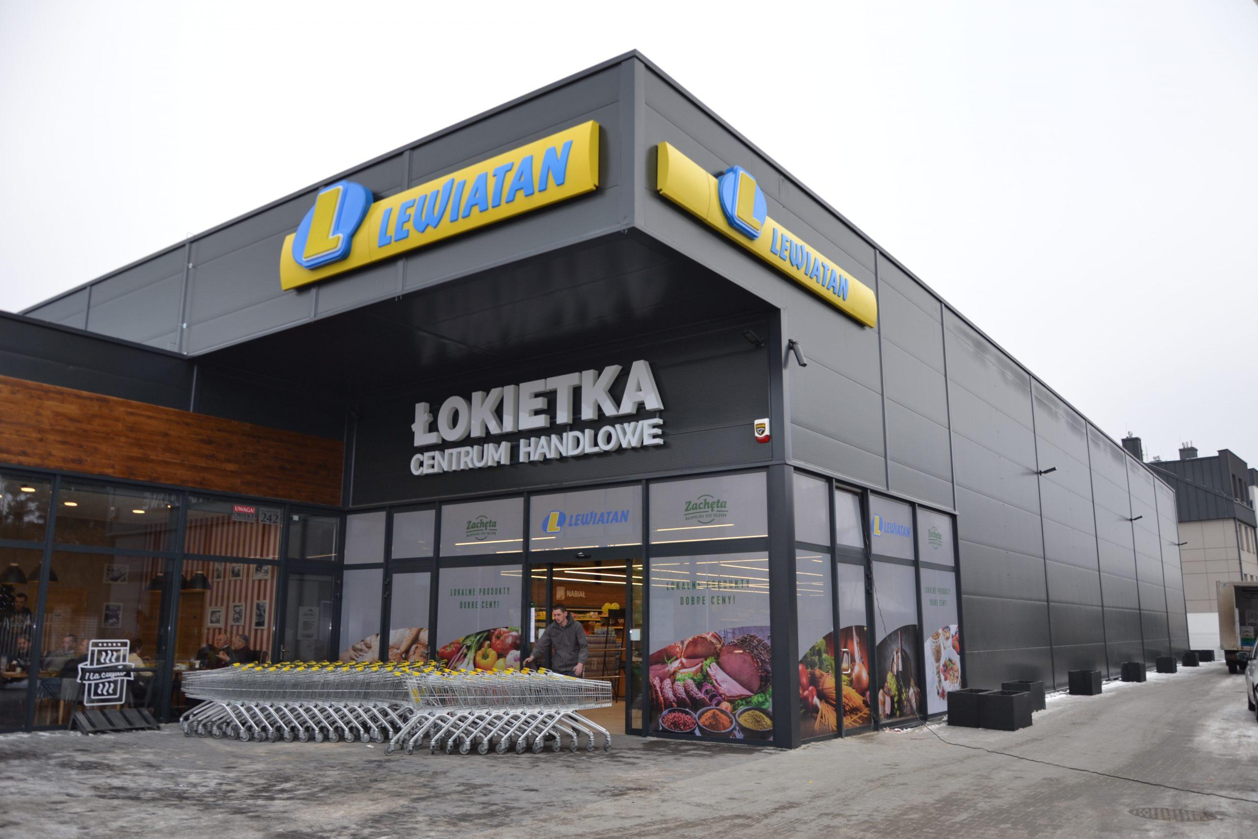 Sieć Lewiatan planuje 200 otwarć w 2020 r.