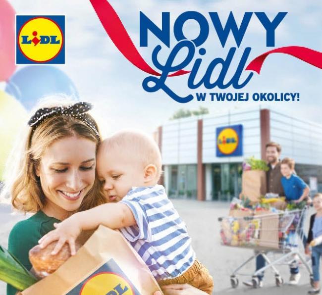 Nowy sklep Lidl w Bielsku-Białej