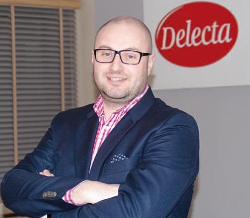 Radosław Lisiecki, Dyrektor Sprzedaży Rieber Foods Polska S.A.