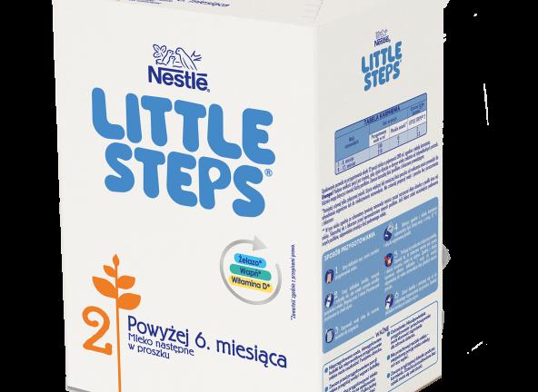 Nowe mleko następne od Nestlé